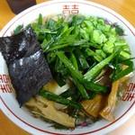 陸王 - 料理写真:ニララーメン650円