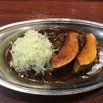 金沢カレー - かぼちゃカレー