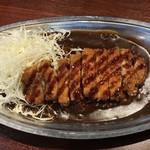金沢カレー - とんかつカレー