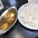 デリー - デリーカレー950円
