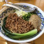 90187523 - 汁なし坦々麺