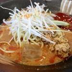 90187653 - 冷やしタンタン麺