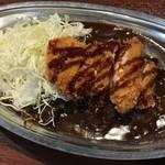 金沢カレー - チキンカツカレー