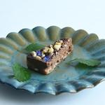 カフェ・ドン バイ スフェラ - 上質な素材にこだわったヴィーガン&グルテンフリーのローケーキ。(*フレーバーは写真と異なる場合がございます。)