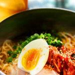 とんがら - 〆に最適!【冷麺】自家製スープと麺の相性が◎