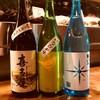 磯ぎよし - ドリンク写真:2018年8月博多地元ばい新酒