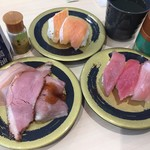 はま寿司 - 料理写真: