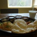 ジャド プール - 南北インドプレート 夏野菜スペシャル2018版