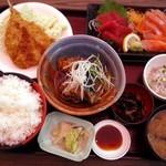 まるわ食堂 - 料理写真: