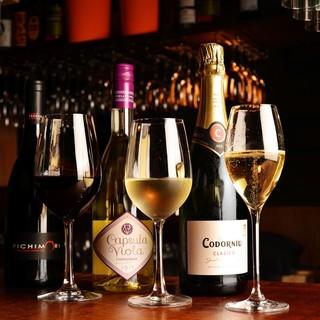 ●串揚げに合うワインを厳選セレクト♪
