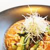 釧路センチュリーキャッスルホテル - 料理写真:【坦々麺】胡麻をたっぷりと使った自慢の一品。胡麻の甘さの中に辛さが後からくる一品です。