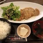 SAKEダイニング よいまい - 料理写真:♪豚ロース生姜焼き¥850
