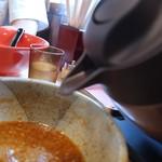 ラストボス - スープ割り