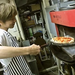 ⭕️番場優子・お酒大好きなイタリア料理シェフ&ローマピザ職人