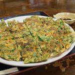 ソウル食堂 - 青唐辛子のチヂミ