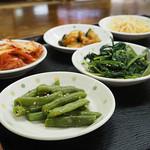 ソウル食堂 - 飯饌(パンチャン
