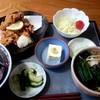 吉田家 - 料理写真:からあげランチ(ミニたぬき)