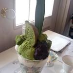 アニバーサリーテラス K - 料理写真:抹茶パフェ