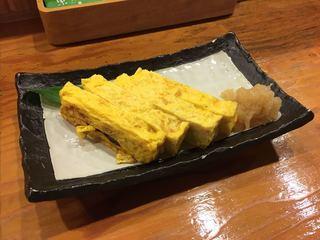 うなぎや東條 - う巻き(750円)