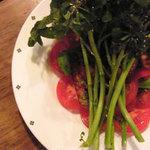 902447 - トマトとクレソンのサラダ