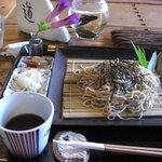カフェ 米澤 - 料理写真:勿論御主人の手打ち