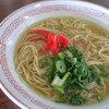 Uminoiehashimoto - 料理写真:「ラーメン」(500円)。