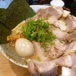 90201170 - 特製鶏白湯ラーメンの醤油(並)