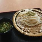 桃山亭 - 料理写真:ザルうどん(小)