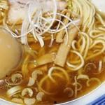90207624 - チョイスした魚介系スープは魅力的な着地点でした!