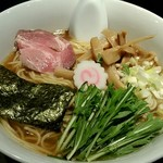 麺屋 ほたる - 料理写真:『鶏旨味ラーメン680円+中盛り50円!』