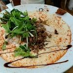 鯛塩そば 縁 - 『鯛坦麺850円+鯛出汁味玉100円!』旨すぎます!