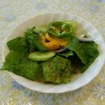 スパルタ - ランチのサラダ