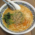 中国ラーメン揚州商人 - タンタン麺(2018/08/01撮影)