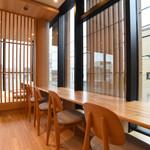 みそカフェmisola - 椅子席カウンター席