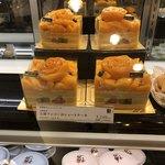 hanafru - マンゴケーキ