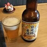 和み茶屋 - 日光路麦酒 620円♪