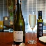 祗園245 - ☆Dosnon & Lepage Champagne 1800円