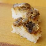 うを為 - 料理写真:じゃこ寿司