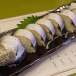 徐福寿司 - 料理写真:さんま姿寿司