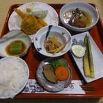90214603 - 1日目夕食①