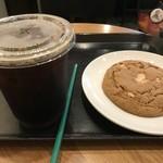 スターバックス・コーヒー 浦和別所店 - グランデサイズアイスコーヒー