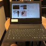 スターバックス・コーヒー 浦和別所店 - モバイルPCでゆったり仕事