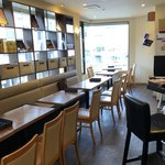 Dining Cafe & Bar Memoria - 店内テーブル席
