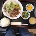 カフェレストラン ミヨシ - 料理写真: