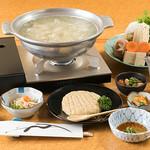 博多水たき元祖 水月 - 料理写真:元祖博多水たきBコース