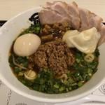 麺や マルショウ - 台湾ラーメンDX
