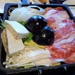 美食 米門 - すき焼き