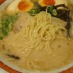 長風 - 麺アップ