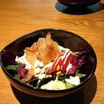 四谷三丁目 今井屋本店 - 旬菜レタスサラダ
