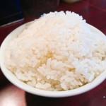 麺 五六 - ご飯(100円)